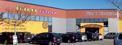 Magasin Fête ci Fête ça Lanester Lorient